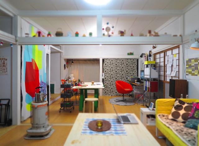 TANSAN TEXTILE 炭酸デザイン室